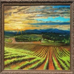 Vineyard Fantasy