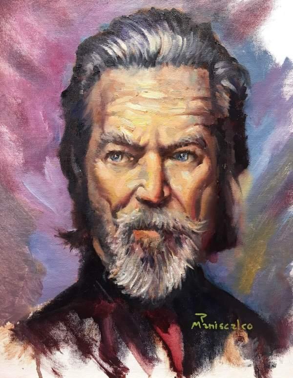 Jeff Bridges Portrait