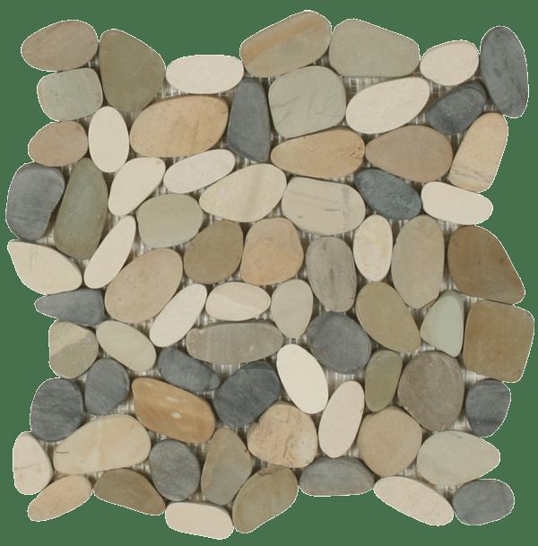 sliced pebbles botany bay blend