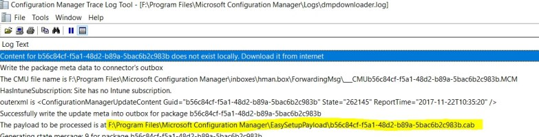 SCCM (System Center Configuration Manager) 1710 Step by Step Upgrade Guide 7