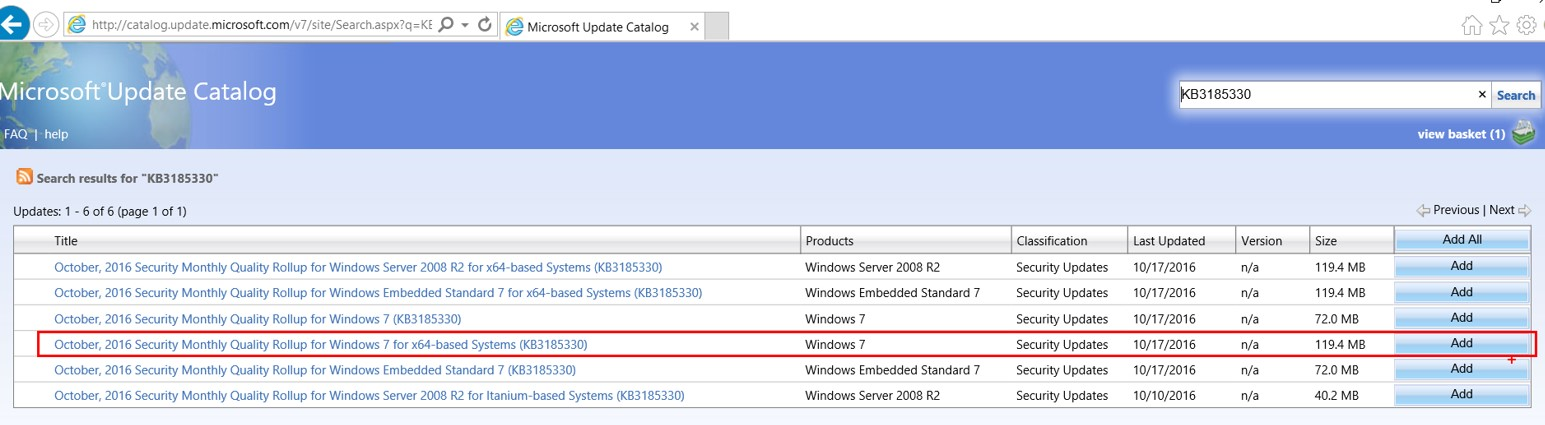 Windows 7: Creating Fully patched Image by Slipstream in the Convenience Rollup and Quality Rollup 3