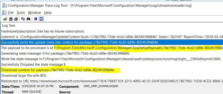 SCCM (System Center Configuration Manager) 1802 Step by Step Upgrade Guide 3