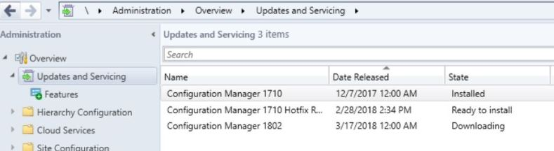 SCCM (System Center Configuration Manager) 1802 Step by Step