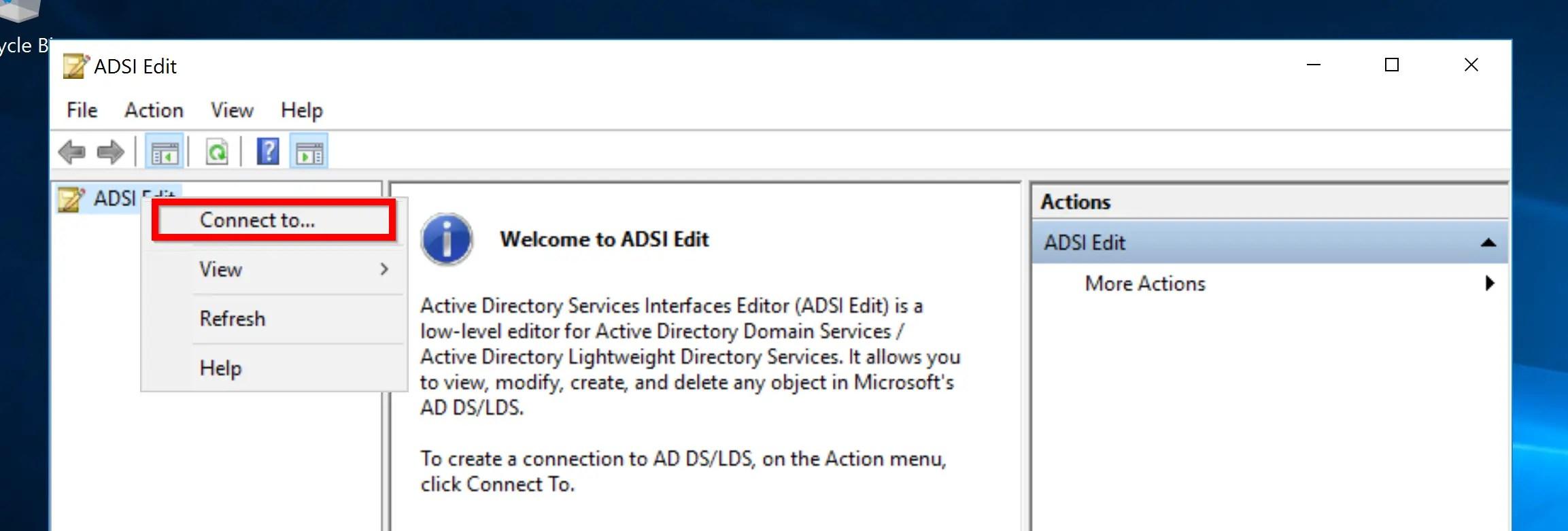 Preparing Active Directory for SCCM 3