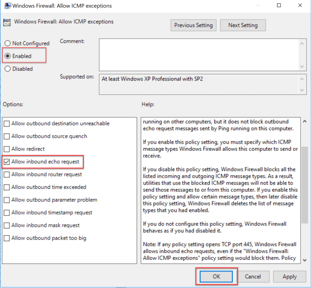 Group Policy required for Clients to communicate for SCCM tasks