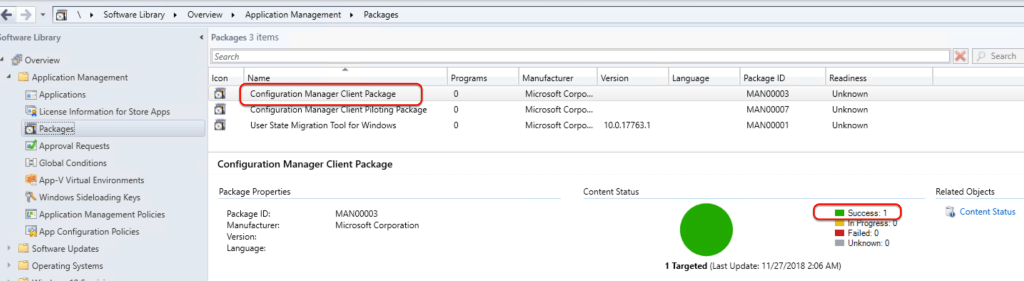 SCCM Automatic Client Push Installation