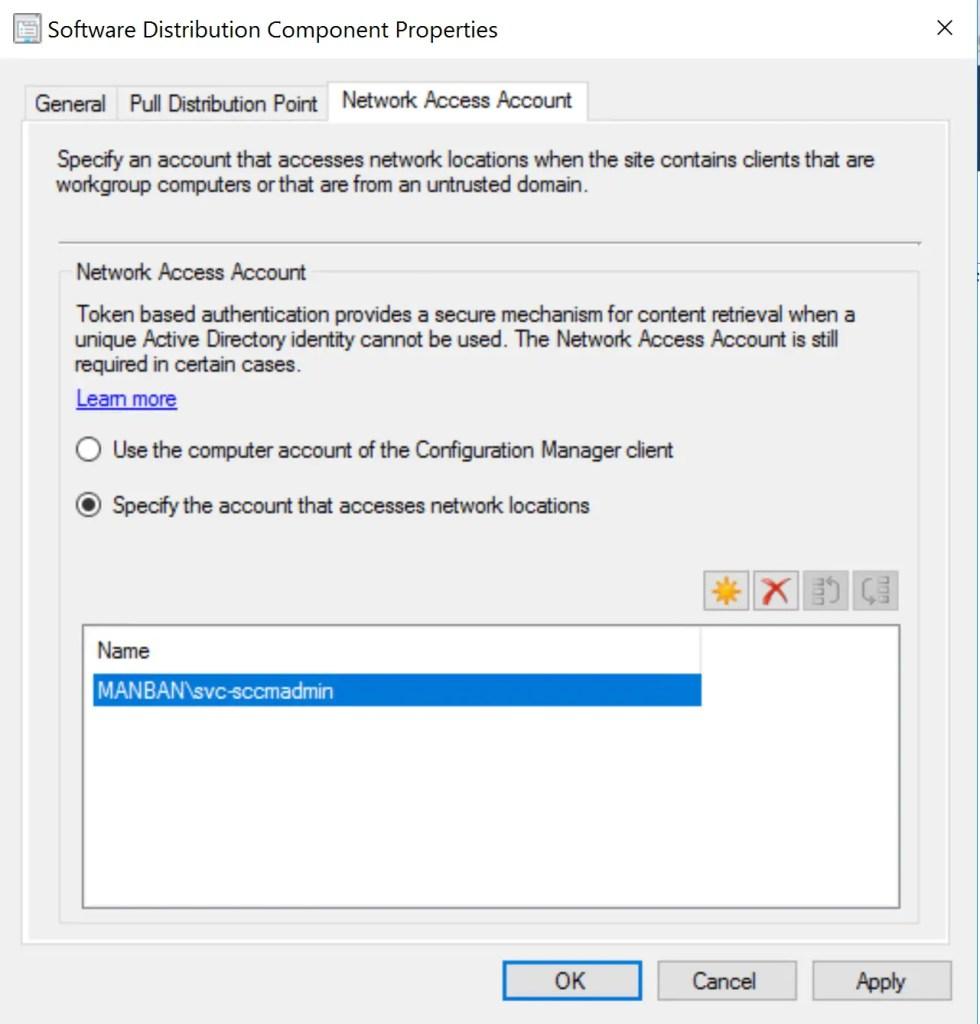 SCCM Automatic Client Push Installation 4