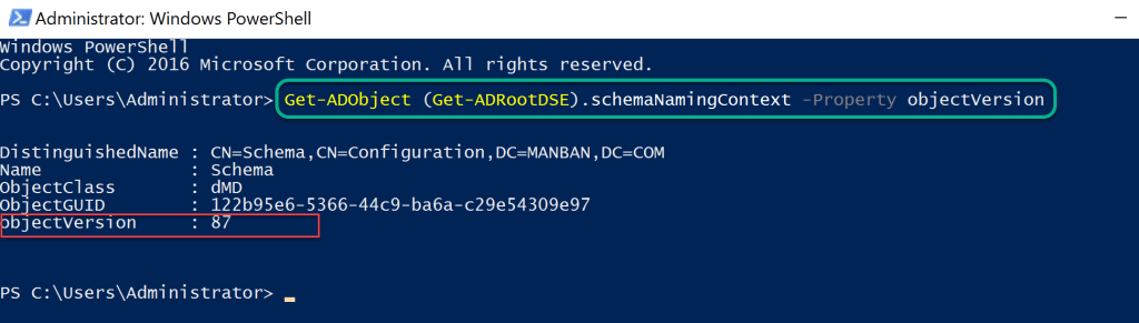 Upgrade Domain Controller From Server 2016 to Server 2019 3