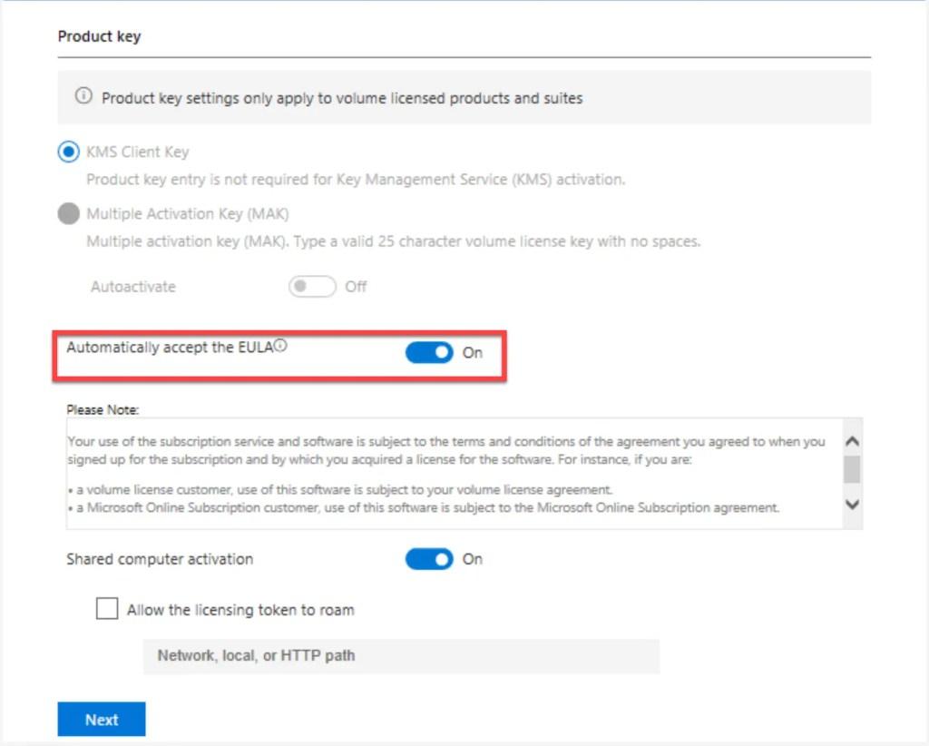 Deploy Office 365 through SCCM 9