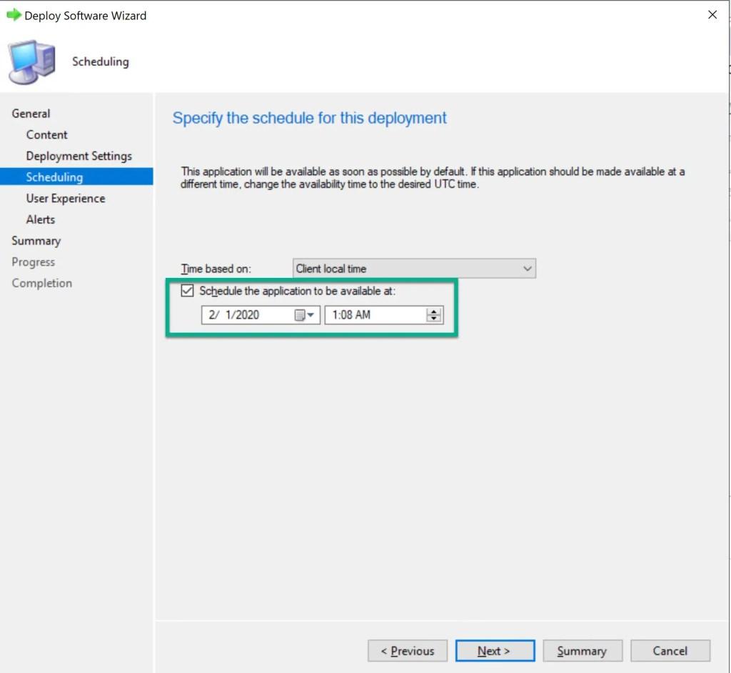 Deploy 7-Zip Application through SCCM 20