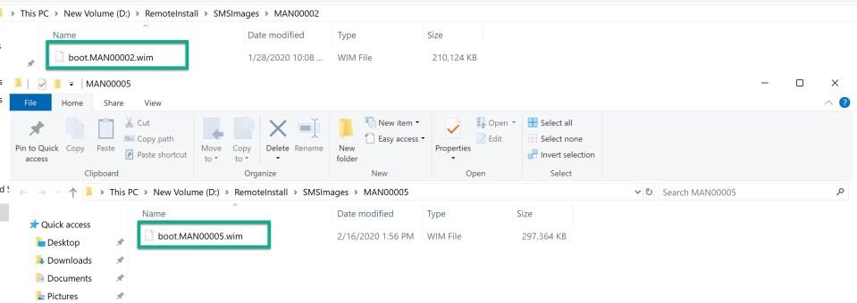 SCCM PXE Boot Configuration 8