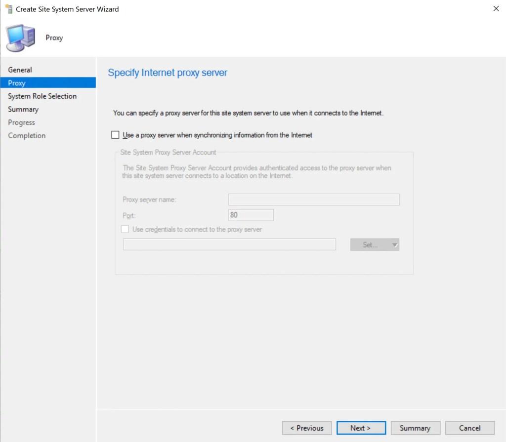 Install Configure SCCM Distribution Point 6