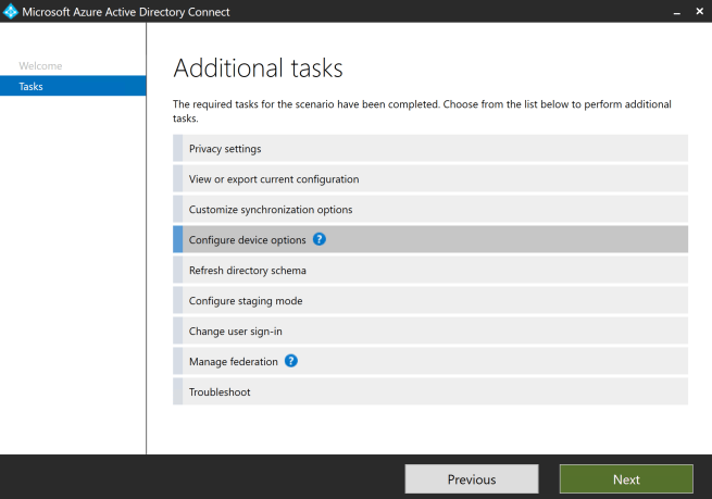 Configure Hybrid Azure AD join 3