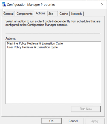 Install SCCM Client on Workgroup Computer 3