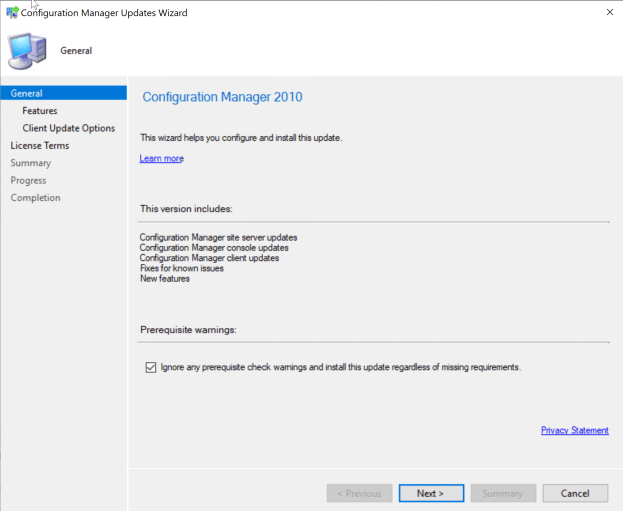 SCCM 2010 Step by Step Upgrade Guide 11