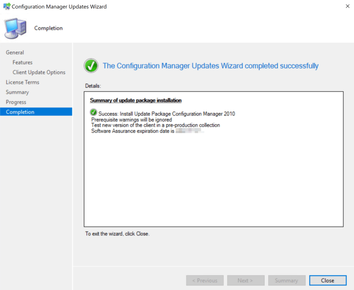 SCCM 2010 Step by Step Upgrade Guide 15