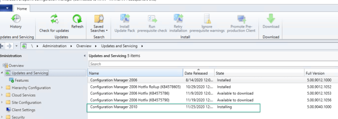 SCCM 2010 Step by Step Upgrade Guide 16
