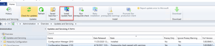 SCCM 2103 Step by Step Upgrade Guide 12