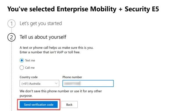Create and setup Microsoft Intune Account- MEM 2