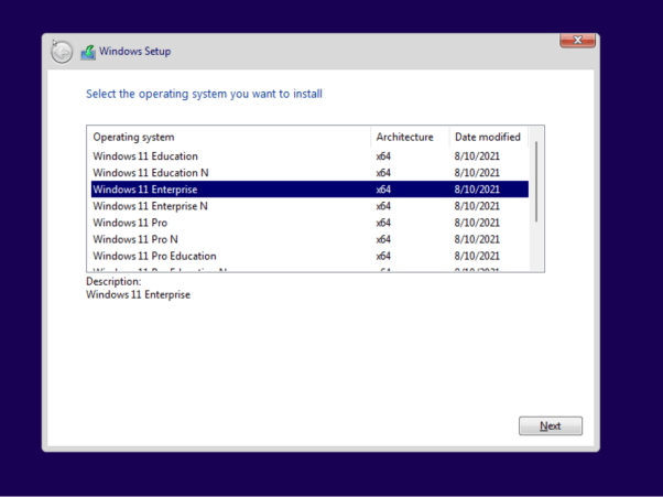 How to download and Install Windows 11 6