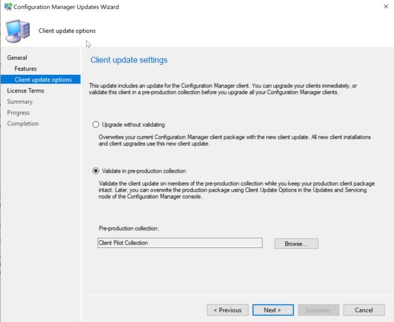 SCCM 2107 – Step by step upgrade guide for ConfigMgr 2107 11