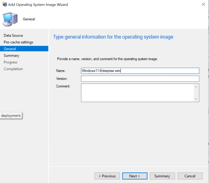 How to deploy Windows 11 using SCCM Task Sequence 1