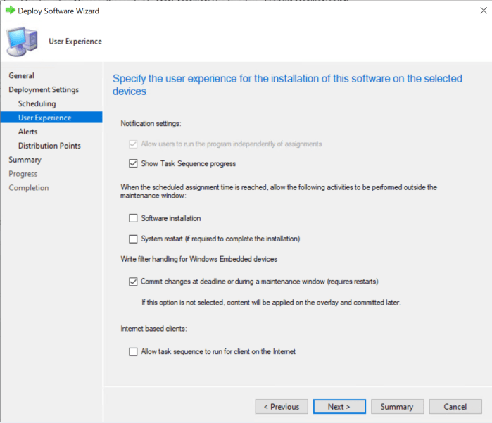 How to deploy Windows 11 using SCCM Task Sequence 7