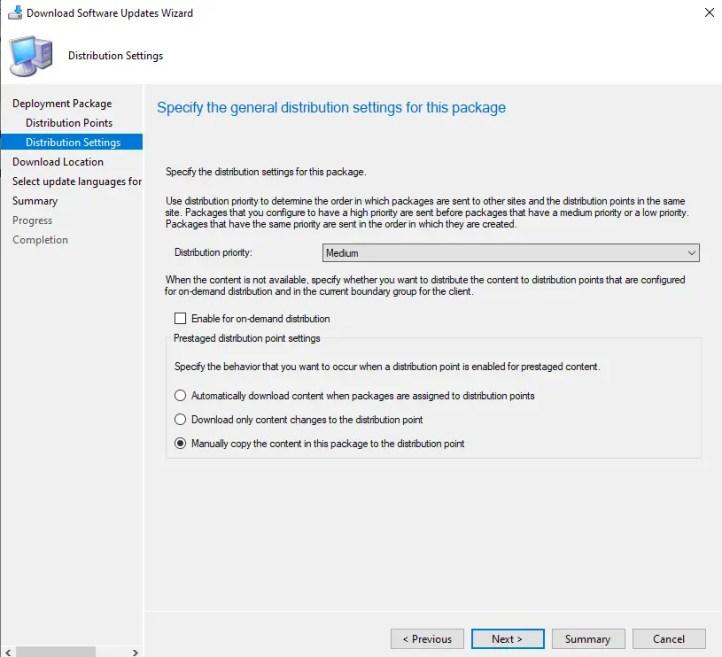 Deploy Windows 11 Software Update using SCCM 4