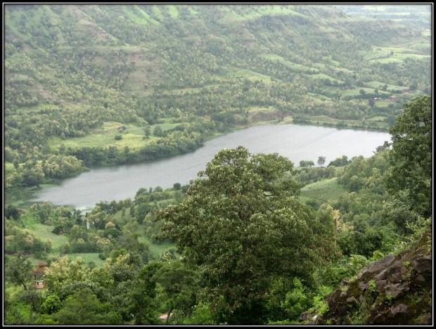 water body in Mandu