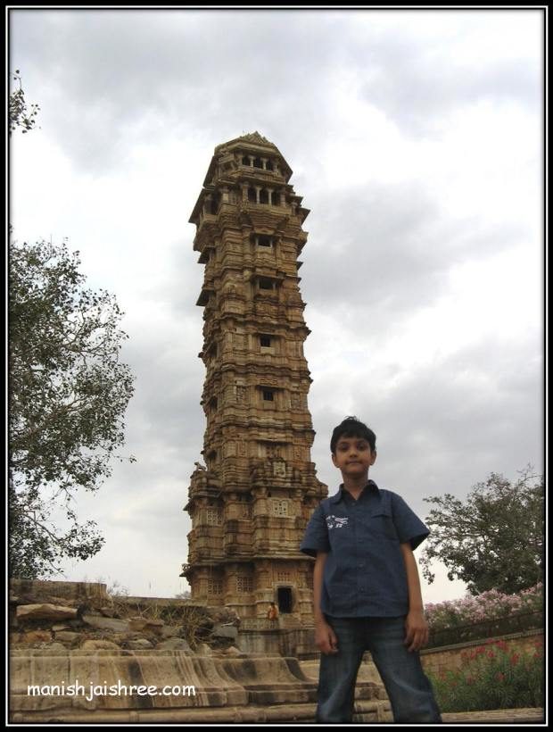 At Vijaystambh