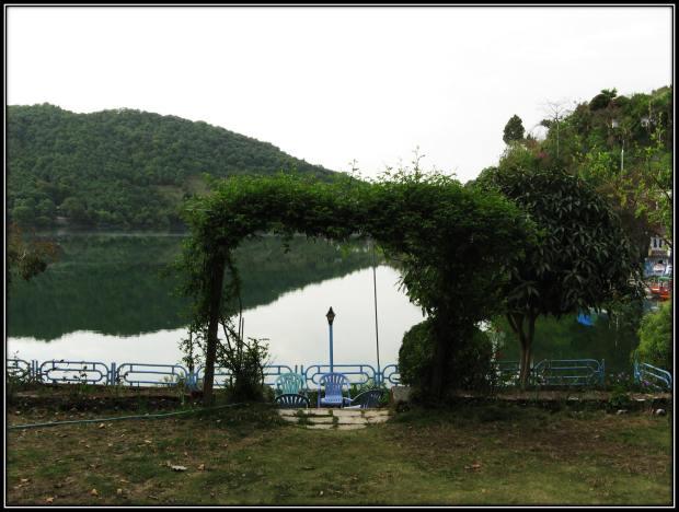Naukuchiatal as seen from KMVN property