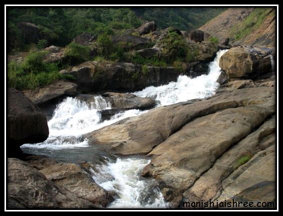 Athukadu Water Falls