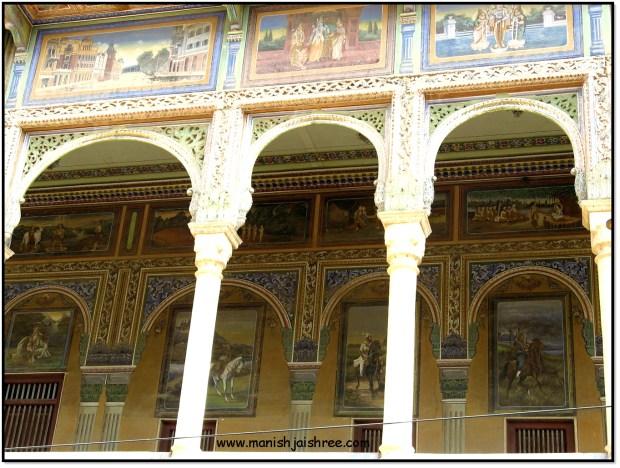 Parasrampuri Haveli, Nawalgarh