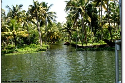 Cruise from Kottayam to Alleppey