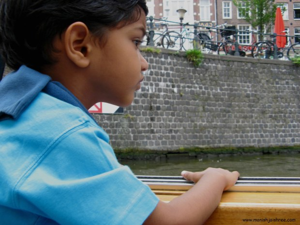 Curious in Amsterdam