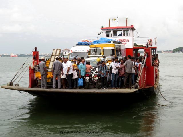 The Junkaar Boat