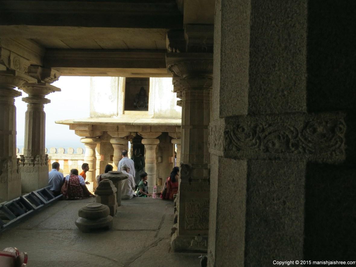 Gullikayi Ajji Mantapa, Shravanabelagola