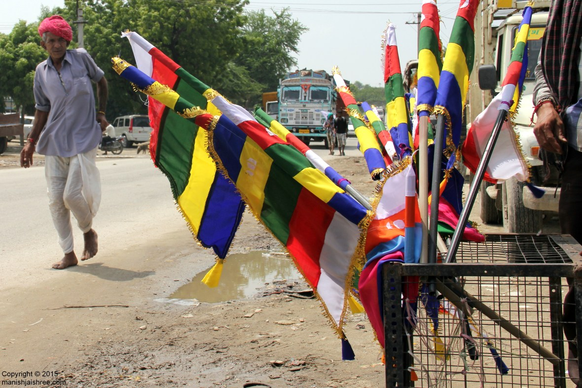 Flags of Jatra