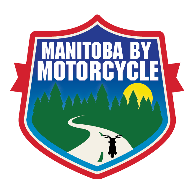 Manitoba by Motorcycle Parks Patch