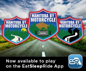 Manitoby by Motorcycle on EatSleepRide