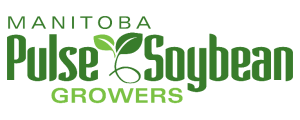 Manitoba Pulse and Soybean Growers logo