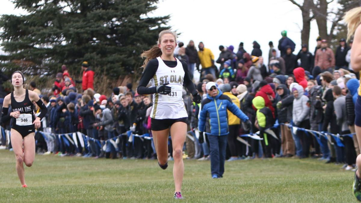 Overcoming the odds: Bryony Hawgood continues to outrun the MIAC - Manitou Messenger