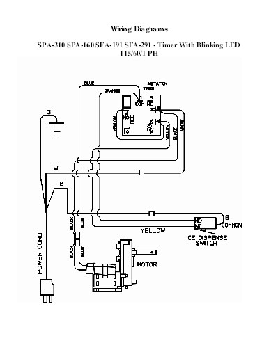 Ice Maker Wiring Schematic : 26 Wiring Diagram Images