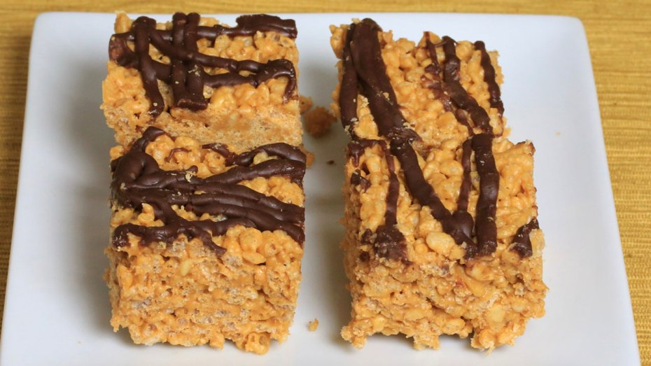 Rice Krispies Treat Recipe by Manjula