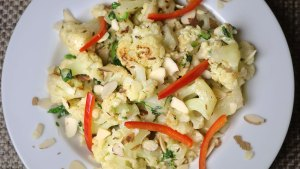 Learn how to make Sautéed Cauliflower Recipe