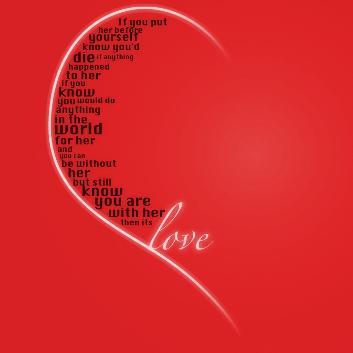 Love, proposal, Twitter