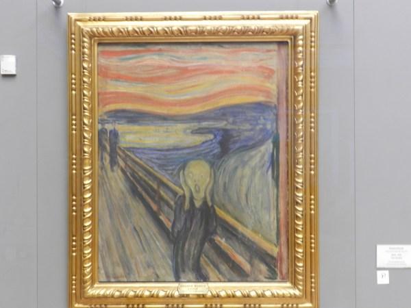 National Gallery Oslo Munch Scream Art