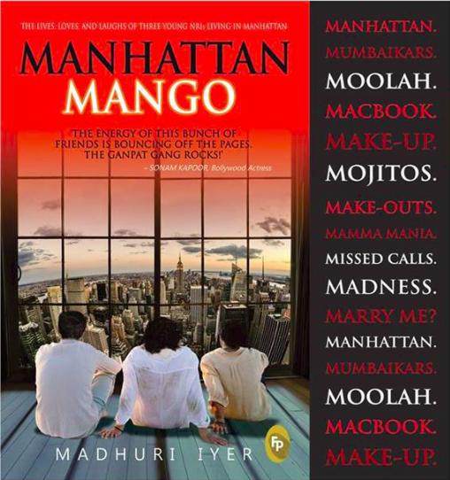 Book review, Madhuri Iyer, Writersmelon