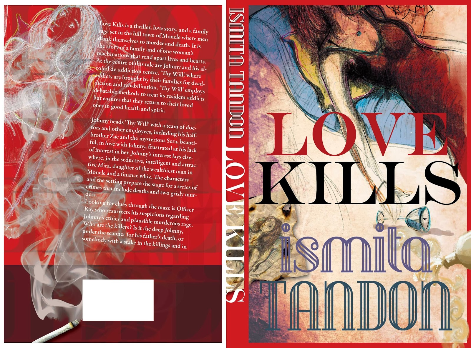 Love Kills, Book review, Ismita Tandon