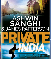 Private India, Ashwin Sanghi, James Patterson, book, bookreview